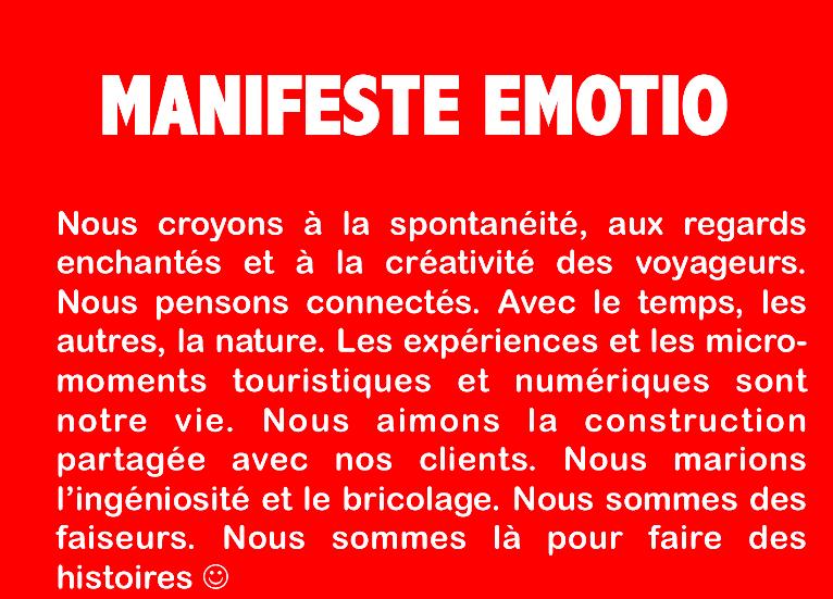 Manifeste Emotio