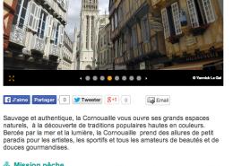 Destination Quimper Cornouaille