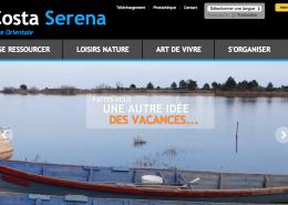 Nouveau site internet de la Costa Serena - Corse Orientale