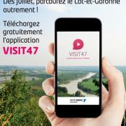 Application mobile pour découvrir le patrimoine du Lot-et-Garonne